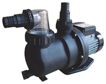 AquaForte Schwimmbadpumpe SP-450A, 450 W, 8,5 m³/h -