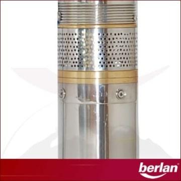 Berlan Tiefbrunnenpumpe BTBP100-4-1.1 - 9,4 bar max. -