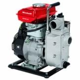 Einhell Benzin Wasserpumpe GH-PW 18 (1,8 kW, max. 12000 l/h, max. Förderhöhe 20 m, inkl. 2 Schlauchadapter, 1 Saugkorb u. 2 Reduzierungsstücke) -