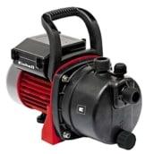 Einhell Gartenpumpe GC-GP 6538 (650 W, 3800 l/h max. Fördermenge, 3,6 bar, Wassereinfüllschraube, Wasserablassschraube) -