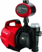 Einhell Hauswasserautomat GE-AW 5537 E (590 W, 3750 l/h Fördermenge, max. Förderhöhe 38 m, Vorfilter mit integriertem Rückschlagventil) -