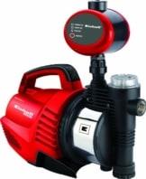 Einhell Hauswasserautomat GE-AW 9041 E (900 W, 4100 l/h Fördermenge, max. Förderhöhe 48 m, Vorfilter mit integriertem Rückschlagventil) -