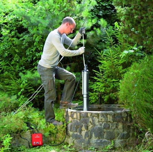 Tiefbrunnenpumpe Test
