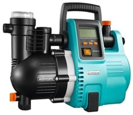 Gardena Hauswasserautomat 5000/5E LCD Gard#1759, 01759-20 -