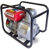 """GartenXL 3"""" Benzin Wasserpumpe LTP80C 60.000 L/h 6,7PS 208ccm Benzinmotor Gartenpumpe Motorpumpe Schmutzwasserpumpe Teichpumpe -"""