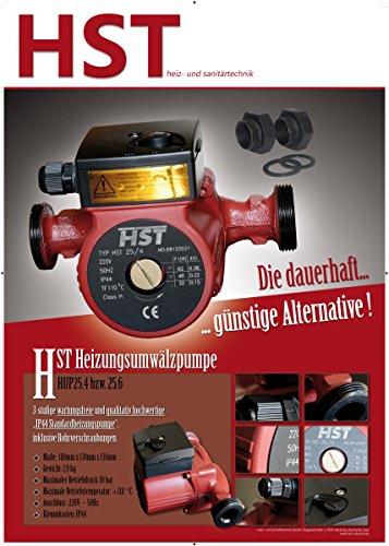 Heizungspumpe / Umwälzpumpe 25-40/180 -