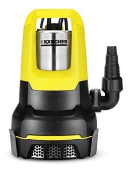 Kärcher 1.645-505.0 Entwässerungspumpe (SP 6 Flat Inox) mehrfarbig -