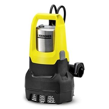Kärcher 1.645-506.0 Entwässerungspumpe (SP 7 Dirt Inox) mehrfarbig -