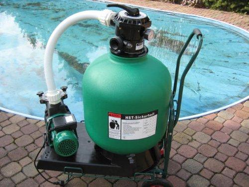 Leis poolfilter 11m h sandfilteranlage sandfilter filter for Sandfilteranlage
