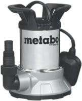 Metabo 250660006 Flachs.Tauchpumpe TPF6600SN, 450W, 230Volt, 50Hz -