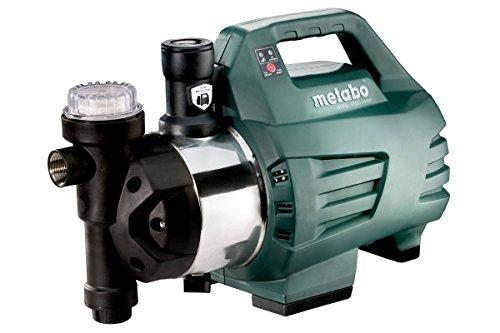 metabo 600979000 hauswasserautomat hauswasserwerk hwai 4500 inox gewindedichtband. Black Bedroom Furniture Sets. Home Design Ideas