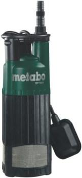 Metabo Tauchdruckpumpe TDP7501S, Mehrfarbig, 1000W, 230Volt, 50Hz -
