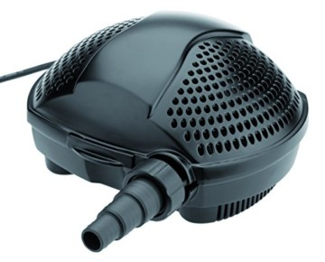 Pontec Filter- und Bachlaufpumpe PondoMax Eco 17000 -