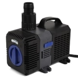 SPEED Super ECO Teichpumpe Filterpumpe Energiespar Wasserpumpe Koiteich Bachlaufpumpe (3000-12000L/H)3000L/H -