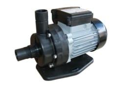 Steinbach Sandfilteranlagenzubehör Filterpumpe CPS 40-2, Schwarz, 75 l/min / 200 W / 230 V -