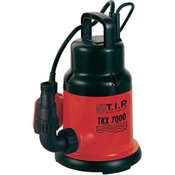 T.I.P. 30267 Klarwasser-Tauchpumpe TKX 7000, bis 7.000 l/h Fördermenge -