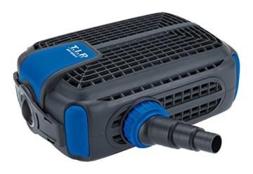 T.I.P. Filter- und Bachlaufpumpe BPF 8000 E, bis 8.000 l/h Fördermenge -