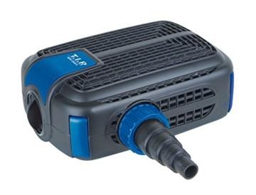 T.I.P. Multifunktions-Teichpumpe Wasserspiel Filter Bachlauf WPF 2500 S, bis 2.500 l/h Fördermenge -
