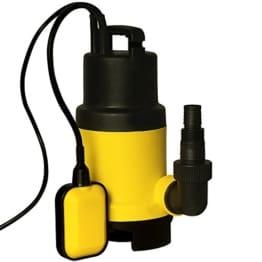 Tauchpumpe 650 Watt Schmutzwasserpumpe 11.500 L/Std Teichpumpe Pumpe Gartenpumpe Wasserpumpe Zisterne -