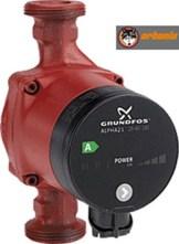 Umwälzpumpe Heizungspumpe Grundfos Alpha 2 L 25- 40 180 Klasse A -