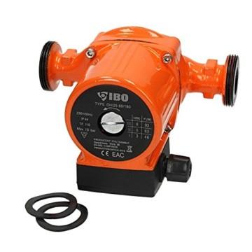 Umwälzpumpe IBO OHI 25-60/180 Heizungspumpe Pumpe Warmwasser Heizung Nassläufer -