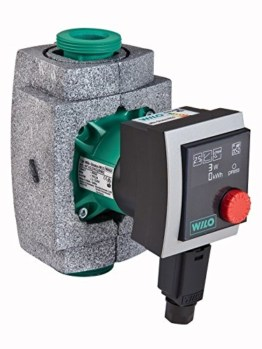Wilo 4132453 Hocheffizienzpumpe Stratos Pico elektronisch kommutierter Motor 25/1-6, BL: 180 mm -