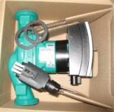 Wilo 4164002 Hocheffizienzpumpe Yonos Pico elektronisch geregelt, 230 V 25/1-4 -