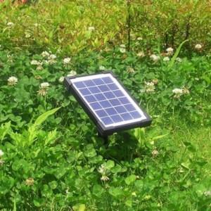 Teichpumpe solarbetrieben