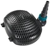AquaForte Filter-/Teichpumpe EC-10000 10m³/h, Förderhöhe 5m, 68Watt -