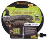 Bradas WAD1/2075 Tropfschlauch Aqua-Drop 1/2 Zoll, 7,5 m Perlschlauch/Gartenschlauch, schwarz, 30 x 30 x 5 cm -