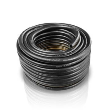 Bradas WFC1/230 Gartenschlauch Carat 1/2 Zoll, 30 m, schwarz -