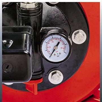 Einhell Hauswasserwerk GC-WW 1046 N (1050 W, 4600 L/h Max. Fördermenge, Max. Förderdruck 4,8 bar, Druckschalter, Manometer, 20 L Behälter) - 3