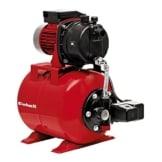 Einhell Hauswasserwerk GC-WW 6538 (650 W, 3800 l/h Fördermenge, max. Förderdruck 3,6 bar, Druckschalter, Manometer, 20 l Behälter) - 1
