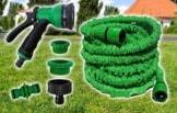 Flexi Schlauch flexibler Gartenschlauch Flexschlauch 15m -