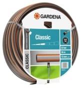 Gardena 18009-20 Schlauch Classic; aus hochwertigem Qualitätsgewebe (Schlauchlänge: 30m; Schlauchdurchmesser: 13mm; Berstdruck: 22 bar) -