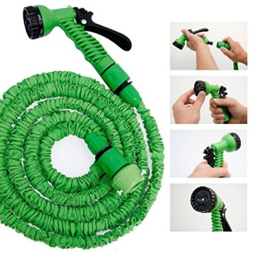 Gartenschlauch Flexibler Wasserschlauch Schlauch Flexi Magic Hose Wonder 7,5 m -