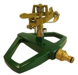 Greenkey Pulsierender Rasensprenger, Metallsockel - 1
