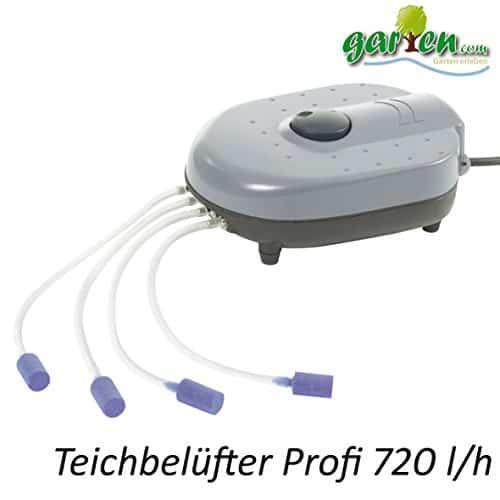 heissner aqua air tz615 outdoor teichbel fter 720l h pumpen. Black Bedroom Furniture Sets. Home Design Ideas