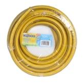 Hozelock Tricoflex 117000 Gartenschlauch Ultraflex, gelb -