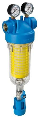 """HYDRA M 1"""" RLH 90 mcr Rückspülfilter Wasserfilter Hausfilter Brunnenfilter Sand - 2"""