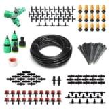 Pathonor Neue DIY Bewässerungssystem Micro-Drip-System Garten automatische Bewässerung automatische Sprinkler Tröpfchenbewässerung Gartenbewässerung -