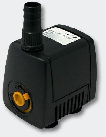 SunSun HJ-931 ECO Aquariumpumpe 800 L/h 16 W stufenlos regelbar Pumpe Aquarium -