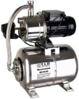 T.I.P. 31140  Hauswasserwerk HWW 4500 Inox Edelstahl - 1