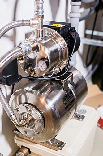 T.I.P. 31140  Hauswasserwerk HWW 4500 Inox Edelstahl - 5
