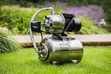 T.I.P. 31140  Hauswasserwerk HWW 4500 Inox Edelstahl - 8
