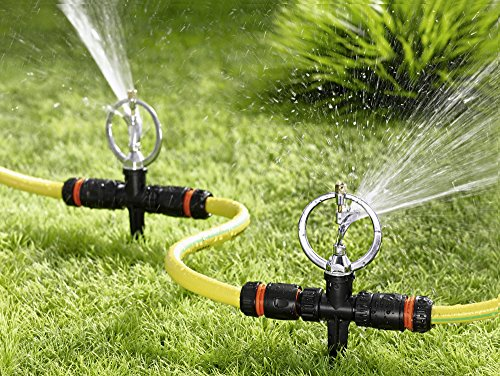 upp products rasensprenger 360 rasensprenger sprinkler rasensprenkler regner pumpen. Black Bedroom Furniture Sets. Home Design Ideas