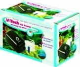 VT 145050 Luftpumpen-Set mit Luftschlauch und Luftstein, V-Tech Air Pump Set AP 10 -