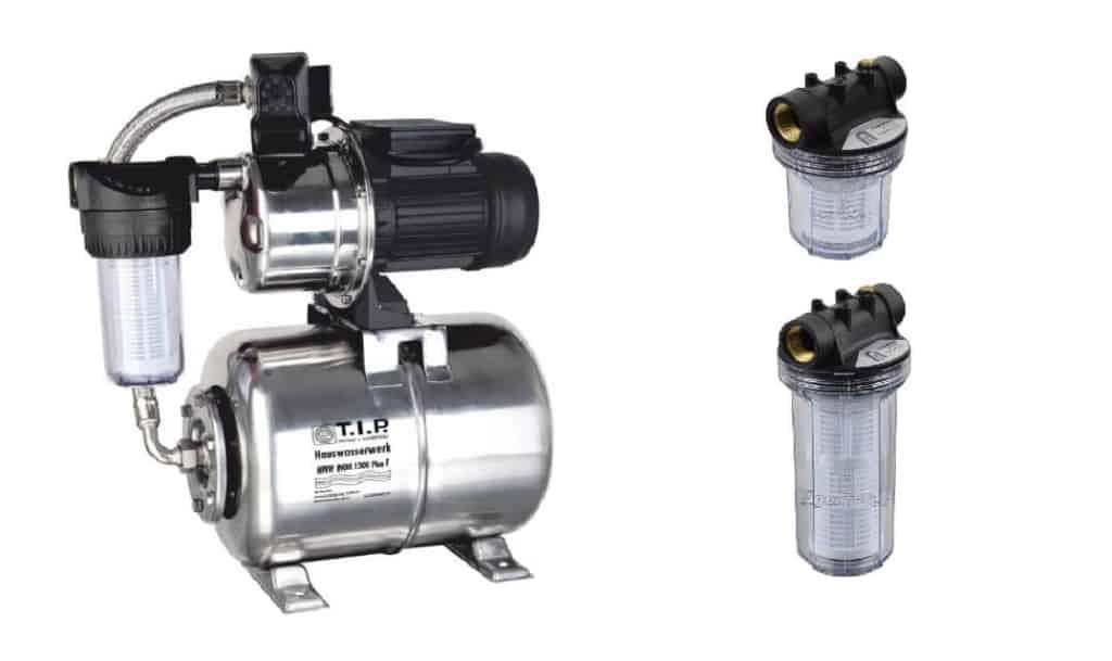 Gut bekannt ▷ Vorfilter für Hauswasserwerk ⇒ Ratgeber & Produktempfehlungen QT24