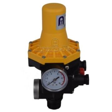 Agora-Tec Pumpen Druckschalter AT-DW-3 ohne Kabel zur Pumpensteuerung für Kreisel-, Tauch- Tiefbrunnenpumpen mit Betriebsdruck von 7 bar, AT 003 001 001 - 2