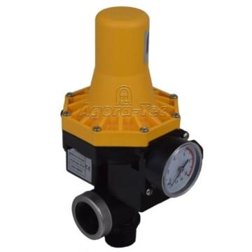 Agora-Tec Pumpen Druckschalter AT-DW-3 ohne Kabel zur Pumpensteuerung für Kreisel-, Tauch- Tiefbrunnenpumpen mit Betriebsdruck von 7 bar, AT 003 001 001 - 1